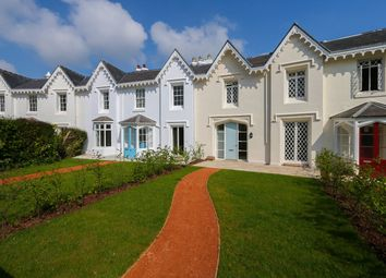Thumbnail 4 bedroom town house for sale in Park Crescent, St Marychurch, Torquay