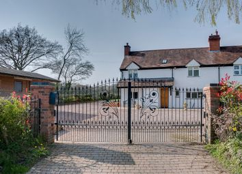Thumbnail 3 bed cottage for sale in Anna White Cottage, Holyoakes Lane, Bentley, Redditch