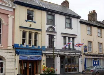 Thumbnail Restaurant/cafe for sale in Great Torrington, Devon