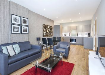 Thumbnail 2 bedroom flat for sale in Lighterman Point, 3 New Village Avenue, London