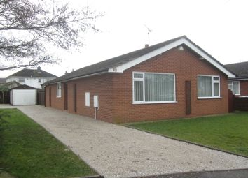 Thumbnail 3 bed bungalow to rent in Southbank Avenue, Shavington, Crewe