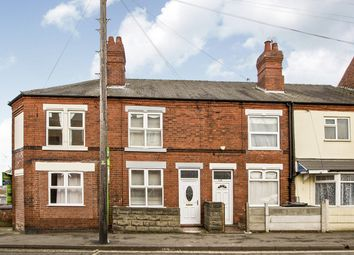 2 bed terraced house for sale in Cotmanhay Road, Ilkeston DE7