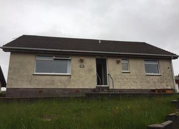 Thumbnail 4 bed bungalow for sale in Dalton Avenue, Dalmellington, Ayr