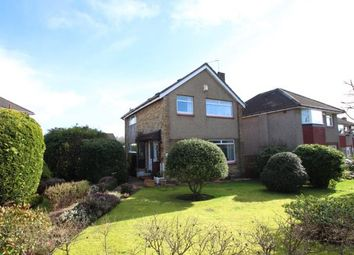 Thumbnail 3 bed detached house for sale in Linnhe Avenue, Bishopbriggs, Glasgow, East Dunbartonshire