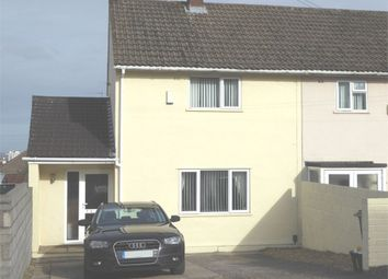 Thumbnail 3 bedroom end terrace house for sale in Bowring Close, Hartcliffe, Bristol