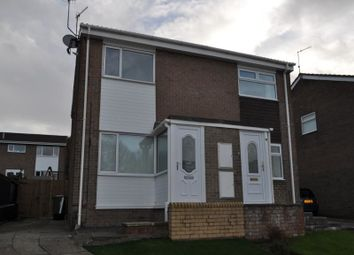 Thumbnail 2 bed semi-detached house to rent in Fryup Crescent, Guisborough