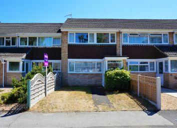 Thumbnail 3 bed terraced house for sale in Heathfield Road, West Moors