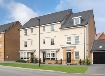 """Thumbnail 3 bedroom semi-detached house for sale in """"Padstow"""" at Chapel Hill, Basingstoke"""