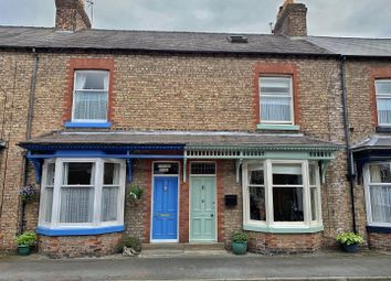 Thumbnail 3 bed terraced house for sale in Victoria Avenue, Sowerby, Thirsk