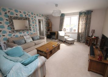 Thumbnail 4 bed detached house for sale in Hatteras Row, Nuneaton
