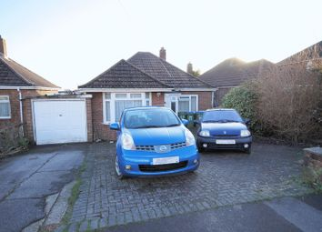 Thumbnail 3 bed detached bungalow for sale in Portsview Avenue, Portchester, Fareham