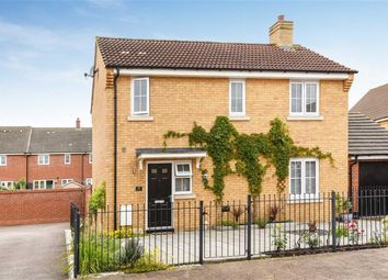 Thumbnail 3 bed detached house for sale in Meadfoot Place, Bedford
