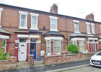 Thumbnail 3 bed terraced house for sale in Markham Crescent, York