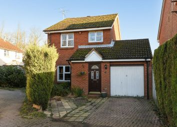 Thumbnail 3 bed detached house for sale in Markham Road, Capel, Dorking