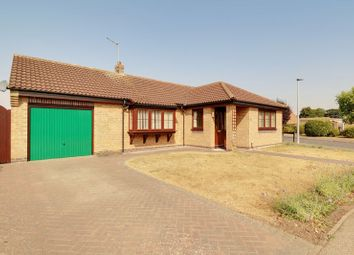 Thumbnail 2 bed detached bungalow for sale in Dunns Lane, Church Street, Hibaldstow, Brigg