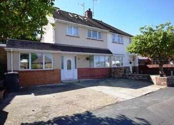 Thumbnail 4 bed semi-detached house for sale in Underwood Avenue, Ash, Surrey