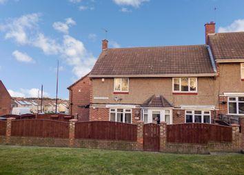 Thumbnail 4 bedroom semi-detached house for sale in Gleneagles Road, Sunderland