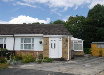 Thumbnail 2 bed semi-detached bungalow for sale in Whitton Place, Osbaldwick, York