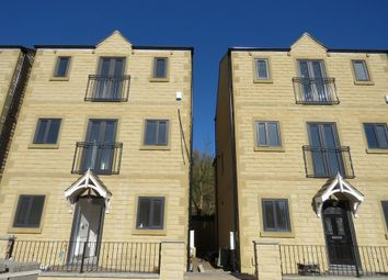 Thumbnail 4 bed detached house for sale in Claremount Road, Boothtown, Halifax