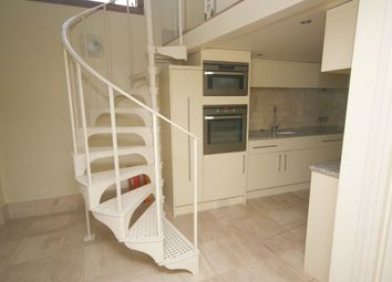 Thumbnail 1 bed flat to rent in Quemerford, Calne