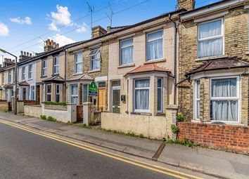 Thumbnail 3 bed terraced house to rent in Rochester Avenue, Rochester