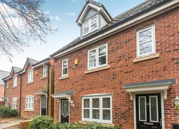 Thumbnail 3 bed terraced house for sale in Hydrangea Close, Westhoughton, Bolton