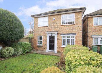 Thumbnail 4 bed detached house for sale in Braeside Close, Hatch End, Pinner