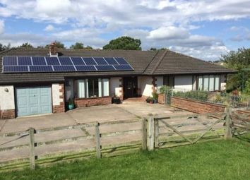 Thumbnail 4 bed detached bungalow for sale in Rannerdale, Cuddy Lonning, Wigton, Cumbria
