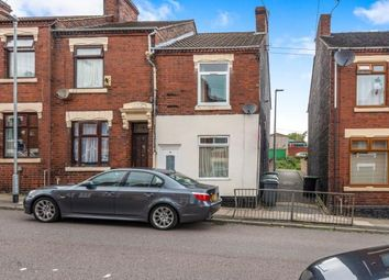 Thumbnail 2 bed terraced house for sale in Turner Street, Birches Head, Stoke, Staffs