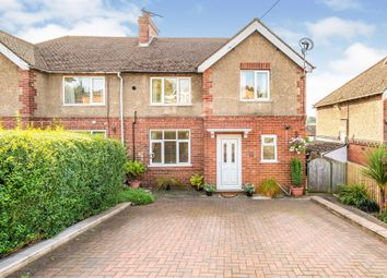 Thumbnail 3 bed semi-detached house for sale in Manor Road, Ashbourne