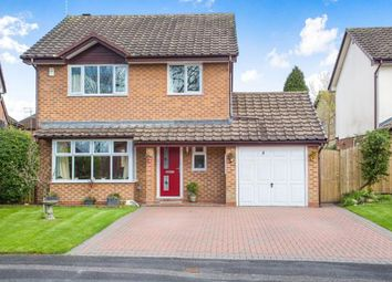 Thumbnail 4 bed detached house for sale in Blackwater, Hampshire