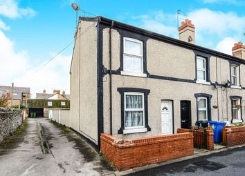 Thumbnail 2 bed terraced house for sale in Caradoc Road, Prestatyn