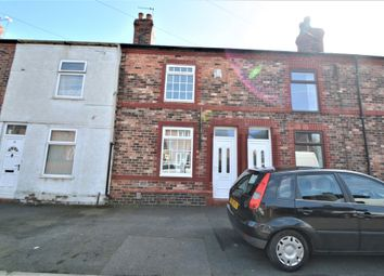 Thumbnail 2 bedroom terraced house to rent in Sandhurst Street, Latchford, Warrington