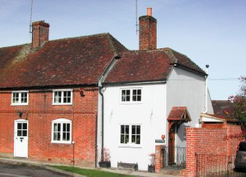 Thumbnail 3 bed detached house for sale in Farnham Road, Odiham, Hook, Hampshire