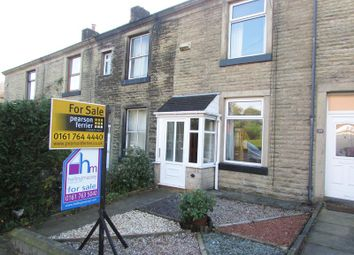 Thumbnail 2 bed terraced house for sale in Wellbank Street, Tottington, Bury