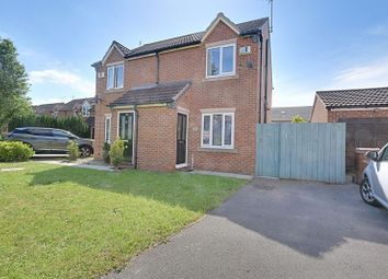 Thumbnail 2 bed semi-detached house for sale in Priory Grove, Hull