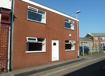 Thumbnail 1 bed flat to rent in Rebecca Street, Stoke, Stoke-On-Trent