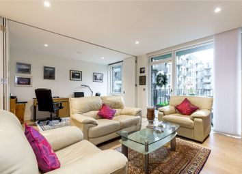 Thumbnail 2 bed flat for sale in Nautilus House, 14 West Row, London