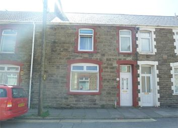 Thumbnail 4 bed terraced house for sale in Hermon Road, Caerau, Maesteg, Mid Glamorgan