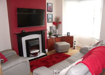Thumbnail 2 bed terraced house to rent in Edgware Road, Bulwell