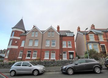 Thumbnail 1 bed flat for sale in York Road, Colwyn Bay