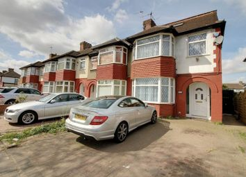 Thumbnail 4 bedroom end terrace house for sale in Great Cambridge Road, Enfield