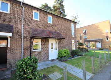 Nettlecombe, Bracknell RG12. 3 bed end terrace house