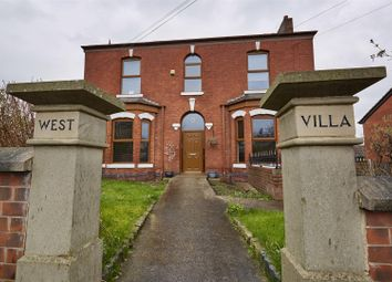 Thumbnail 6 bedroom detached house for sale in West Street, Dukinfield