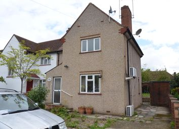 Thumbnail 3 bedroom semi-detached house for sale in Brentwick Gardens, Brentford