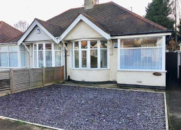 Thumbnail 2 bed semi-detached bungalow to rent in Malcolm Drive, Northampton