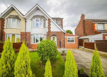Thumbnail 3 bed semi-detached house for sale in Bury New Road, Prestwich, Manchester