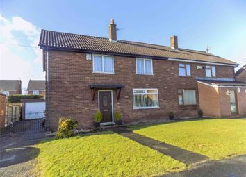 Thumbnail 3 bed semi-detached house for sale in Glebeland, Culcheth, Warrington