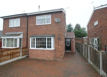Thumbnail 3 bed semi-detached house for sale in Eastfield Drive, Askern, Doncaster