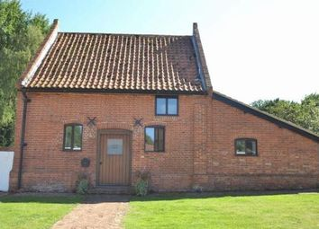 Thumbnail 3 bed barn conversion for sale in The Common, Dunston, Norwich